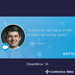 Alex Dayon - Dreamforce