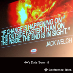 Jack Welch - 4A's Data Summit