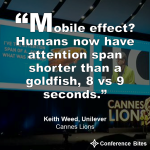 Keith Weed - Cannes Lions