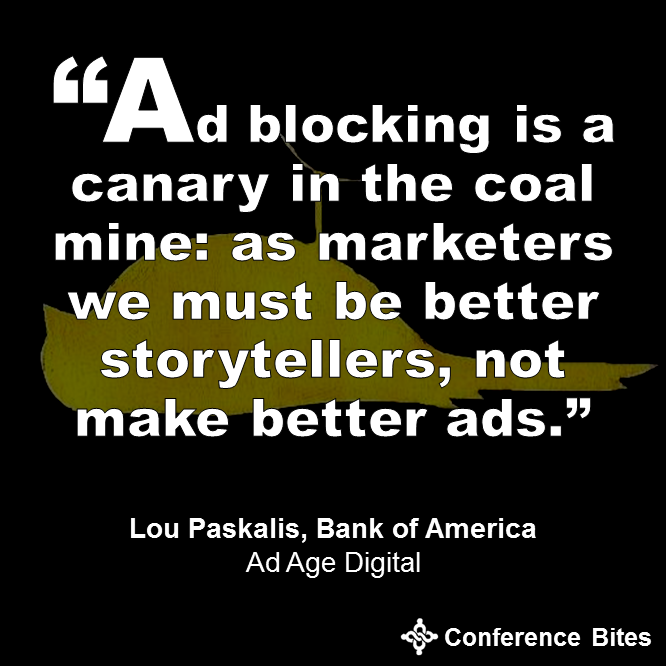 Lou Paskalis at #aadigital
